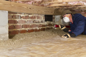 Types of House Foundations Crawl Space