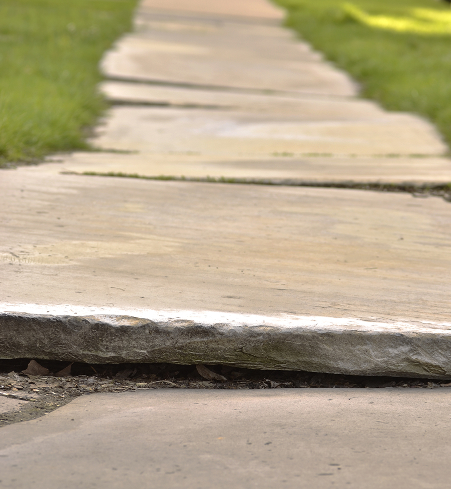 Trip Hazards on Your Property? Fix Them with Concrete Leveling